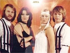 ABBA – 1920s Style | ABBA Picture Gallery and Collection 5
