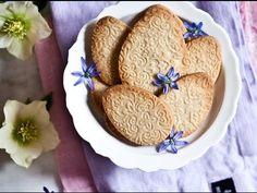 Embosované velikonoční sušenky | KITCHENETTE
