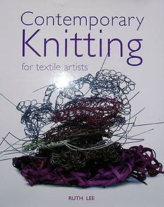 The artistic side of knitting ...