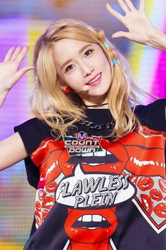150723 Yoona - Party @ M Countdown
