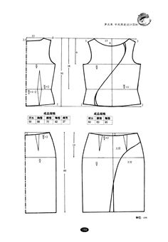 chinese clothes/3  #sewing #dressmaking #patternmaking