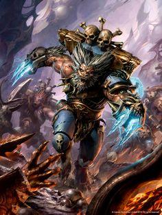 Spacewolves Warhammer 40k