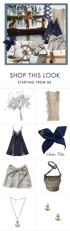 """""""Sail Away It's Time To Leave"""" by elvira15 ❤ liked on Polyvore featuring Sibling, John Lewis, 3.1 Phillip Lim, Myla and Friis & Company"""