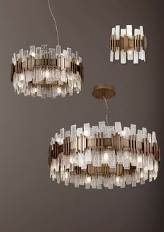 ASTLEY's latest products and innovative designs Living Room Panelling, Glass Texture, Innovation Design, Chandelier, Table Lamp, Bulb, Ceiling Lights, Pendant