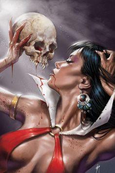 Vampirella | Lucio Parrillo