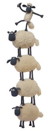 Shaun the Sheep, I Love You!!