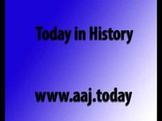 AAj.today 12th.July in history Produced by Azhar Niaz