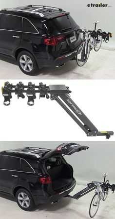 Best Acura MDX Images On Pinterest In Roof Luggage Carrier - Acura mdx bike rack