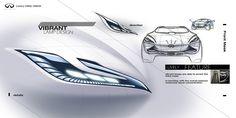 INFINITI - LUV concept_2015 on Behance