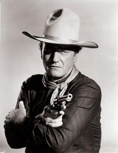 """John WayneIn the 50th anniversary year of McLintock!, actor Ed Faulkner admitted to True West that the movie was his favorite John Wayne film. """"Duke treated me almost like family, and I just loved him. I've never worked with an actor who was any more knowledgeable about the film industry than Duke."""" He said Wayne and Maureen O'Hara (next slide) had fun on the set: """"They obviously admired each other, and it was a wonderful, wonderful thing to see that relationship. She was just crazy about…"""