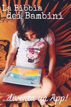 #App per bambini #bibbia - Tra Rock e Ninna Nanne - Trecca Anna