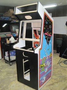 Fully CNC-machined Mame arcade cabinet from Finland   AVForums.com ...