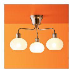 Lampeskjerm - kombinert med sokkel fra clas