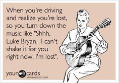 Oh, Luke Bryan :)