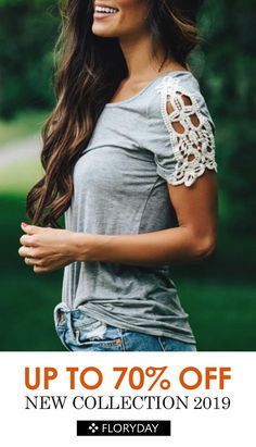 T-shirts, comfy tshirt, essentials, women's outfits. Simple Outfits, Cool Outfits, T Shirt Hacks, Boho Fashion, Fashion Outfits, Shirt Refashion, Diy Clothing, Casual T Shirts, Fashion Addict