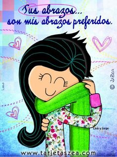 Hugs and kisses Good Morning Good Night, Good Morning Quotes, Funny Spanish Memes, Love My Husband, Love Others, Best Friends Forever, Sweet Couple, Love Images, Love Words