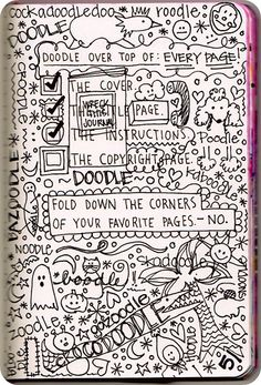 WTJ Doodle Over Top Of .... by eklektick, via Flickr