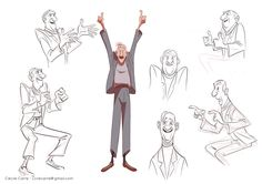 - Make Them Giants - Character design on Behance Character Design Cartoon, Character Sketches, Character Design Animation, Character Design References, Character Drawing, Character Illustration, Character Model Sheet, Character Modeling, Character Concept