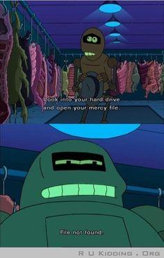 Oh, Futurama.
