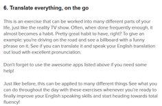 6 Ways to Practice Conversational English All Day, Every Day | FluentU English