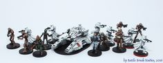 Malen wir mal Imperial Assault an. Star Wars Imperial Assault, Miniatures, Interiors, Stars, Model, Scale Model, Decoration Home, Sterne