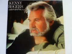 ON SALE Kenny Rogers  What About Me  Country  by notesfromtheattic