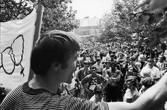 When the Stonewall uprising began 50 years ago, no one knew it would become such a pivotal moment in the gay rights movement. McDarrah was there from the beginning. Stonewall Inn, Stonewall Riots, Greenwich Village, Stonewall Uprising, Gay Rights Movement, Lgbt Rights, 50 Years Ago, Oppression