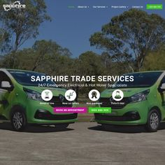Sapphire Services are located Sydney and specialise in residential Electrical and Plumbing Services. Residential Electrical, Always On Time, Clean Book, Service Projects, Appointments, Plumbing, Sydney, This Is Us, Sapphire
