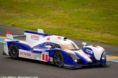 Toyota TS030 Hybrid LMP1