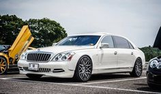 Mercedes-Benz Maybach 62 S by Office-K #mbhess #mbtuning #officek