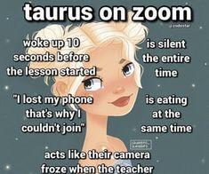 Taurus Funny, Taurus Memes, Taurus Quotes, Zodiac Memes, Taurus Facts, Zodiac Facts, Zodiac Signs Chart, Zodiac Sign Traits, Zodiac Signs Astrology