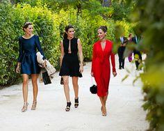 La boda de María y Carlos Dress Indian Style, Dress Vestidos, Indian Fashion, Womens Fashion, Edgy Chic, Bridesmaid Dresses, Wedding Dresses, Wedding Outfits, Summer Wardrobe