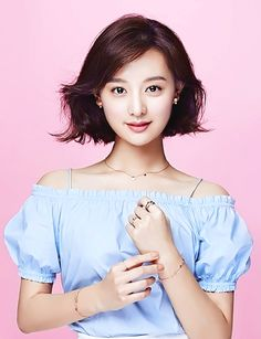 Kim Ji Won for Mollis