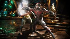 Gameplay for Injustice 2 was revealed on Saturday via developer NetherRealm's Twitch channel, and it showed off togame's characters in action, including newcomers Gorilla Grodd, Atrocitus, and Supergirl. Doctor Fate joins an already...