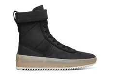 Jerry Lorenzo Reveals Second Fear of God Military Sneaker Release