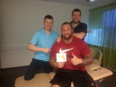 Strongest Man in the World: Hafthor Júliusson aka THOR using Heskiers OneTool :-) Self Treatment, All In One, Thor, Athlete, Polo Ralph Lauren, Sports, Mens Tops, Hs Sports, Sport