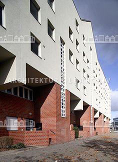 Wohnbebauung am Lützowplatz Berlin (1984) | O.M Ungers | Architecture photo archive