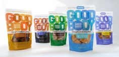 Goodbody Baked Goods - designed by TOAST Marketing & Design