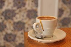 Culture Espresso Bar in New York city serves fantastic coffee