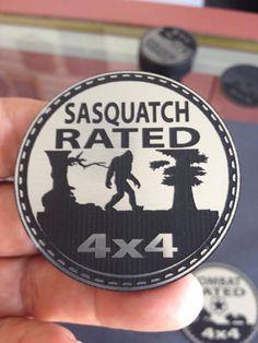 Sasquatch Rated