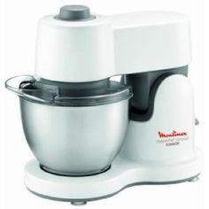 Moulinex - QA200110 - Robot Multifonctions - Masterchef Compact - Blanc...Plus sur www.shopwiki.fr ! #robot_cuisine #topchef #cuisine