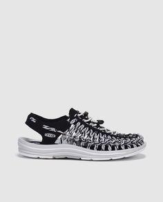 Sandalias planas de mujer Keen grises de doble cordón · Keen · Moda · El Corte Inglés