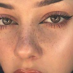 Indie Makeup, Edgy Makeup, Makeup Eye Looks, Eye Makeup Art, Makeup Goals, Pretty Makeup, Simple Makeup, Skin Makeup, Makeup Inspo