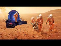 El encubrimientos de personas en Marte, que están haciendo hay??