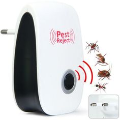 Ultrasonic Electronic Pest Repeller