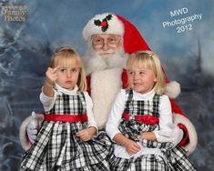 Le pire des photos de famille pour noël  Photo