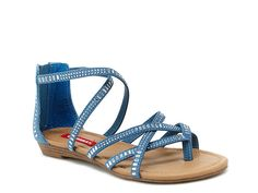 Soho Flat Sandal