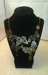 Kumihimo, Steam Punk, Scarves, and Crafts | VR Necklaces
