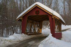 2010 Fitzgerald Covered Bridge - Ct.