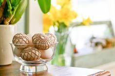 crochet easter eggs, so clever!